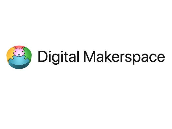 Digital Makerspace Logo